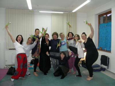 2017 Probuď svou vášeň a životní sílu - seminář s Janou Maškovou Zimolovou